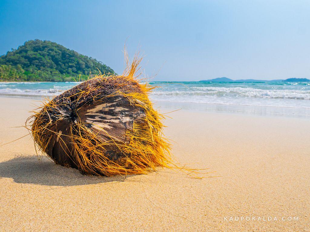 Jalutuskäik Koh Changi saarel Taimaal