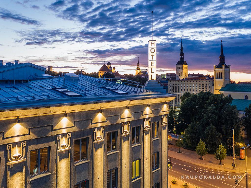 Tallinn city hotel Palace